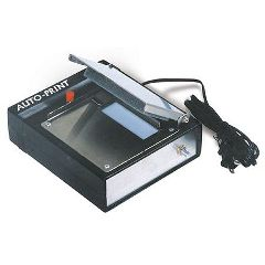 J & L Supply Auto Print Electric ID Printer
