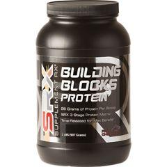 SUPPLEMENT RX Building Blocks Protein - Rich Chocolate