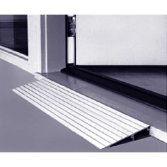 "EZ-Access Aluminum Threshold Ramps - 1"" to 6"" heights"