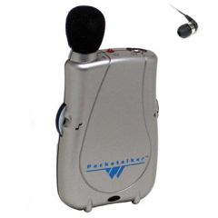 Williams Sound Llc Williams Sound Pocketalker Ultra Personal Sound Amplifier with Mini Isolation Earbud E41