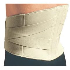 Swede-O Thermoskin Back Support With Elastic Straps