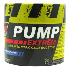 ProMera Sports Pump Extreme - Blue Raspberry