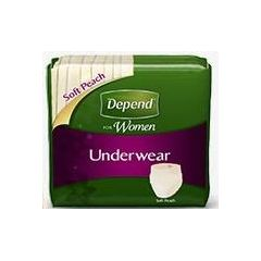 Depend Super Absorbency Protective Underwear For Women