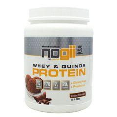 NoGii NoGii Whey & Quinoa Protein - Cocoa Chocolate