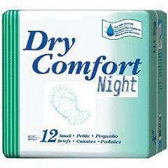 DRY COMFORT Night Pad - Adhesive