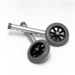 "Invacare Supply Group 5"" Universal Wheel Kit for Walkers"