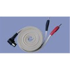 "Bloomex Int, Inc. 120"" Right Angle Black DIN 3 Pin Lead Wire"