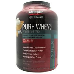 Champion Nutrition Pure Whey Plus - Banana Cream Pie