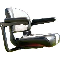 Zip'r Upgraded Scooter Seat