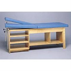 Bailey Manufacturing Adjustable Leg Rest Table