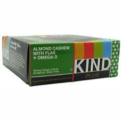 Kind Snacks Kind Plus - Almond & Cashew + Omega-3