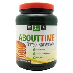 SDC Nutrition About Time Protein Pancake Mix - Cinnamon Spice