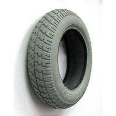 "Gray Pneumatic Durotrap Tire - 14 x 3"" (300-8)"