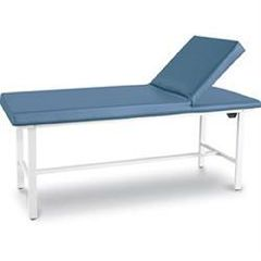 """Pro-Series Treatment Table W/Adjustable Back 25""""H"""