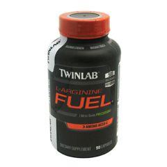 TwinLab L-Arginine Fuel - 90 caps