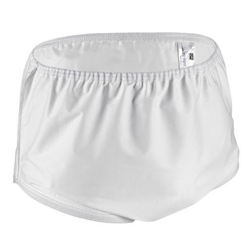 Sani-Cloth Sani-Pant Adult Pull On Protective Underwear, Large, White Model 098 587093 01