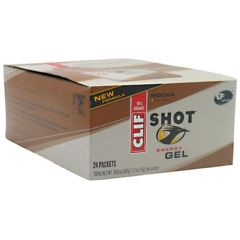 Shot Clif Shot Energy Gel - Mocha