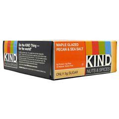 Kind Snacks Kind Nuts & Spices - Maple Glazed Pecan & Sea Salt