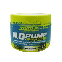 Swole N.O. Pump - Unflavored