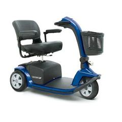 Victory 10 3 Wheel Heavy Duty Mobility Scooter | FDA Class II Medical Device*