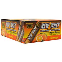 New Whey Nutrition New Whey Liquid Protein - Orange