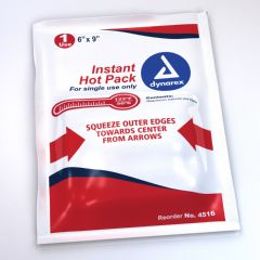 Dynarex Instant Hot Pack