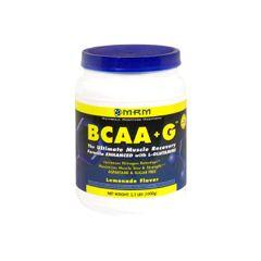 MRM Bcaa+g, Lemonade - 2.2 lbs (1000 g)