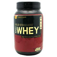 Gold Standard Optimum Nutrition Gold Standard 100% Whey - Strawberry Banana