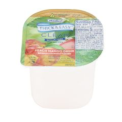 Hormel Thick & Easy Sugar Free Peach Mango Honey Consistency