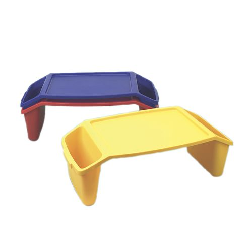 Fabrication Plastic Bed Tray With Side Pockets Model 187 5059