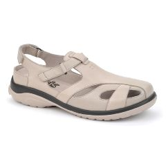Oasis Footwear Oasis Women's Zoey Tan Diabetic Shoe