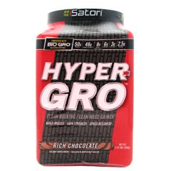 iSatori Hyper-Gro - Rich Chocolate