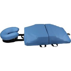 bodyCushion 3 Piece System Medical Blue