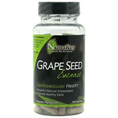 Nutrakey Grape Seed Extract Vitamins 90 Capsules