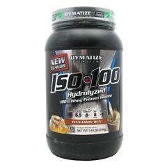 Dymatize Iso-100 - Cinnamon Bun