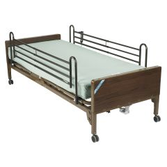Delta Ultra Light Semi Electric Bed