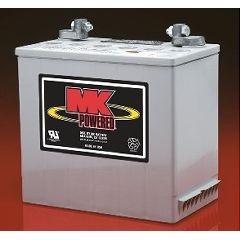 MK 12 Volt - 50 AMP Heavy Duty Gel Battery