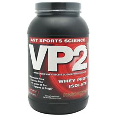 VP2 AST Sports Science VP2 Whey Protein Isolate - Mocha Cappuccino