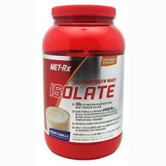 MET-Rx Ultramyosyn Whey Isolate - Creamy Vanilla