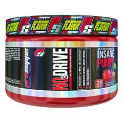 Pro Supps NO3 Drive - Fruit Punch