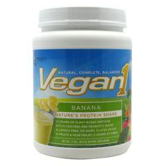Nutrition 53 Nutrition53 Vegan1 - Banana