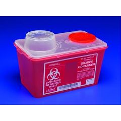 Monoject Sharps Safety Monoject Sharps Containers - 8 qt.