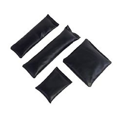 AliMed Nonmagnetic MRI Sandbags Set of 4 (1 each size)