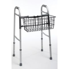 Guardian Two-Button Walker Carrying Basket