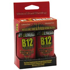 1st Step for Energy B12 Shot - Cherry Charge
