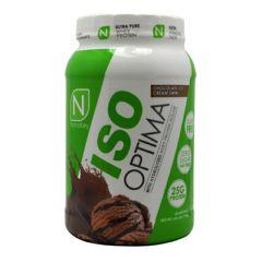 Nutrakey Iso Optima - Chocolate Ice Cream Swirl