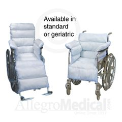 Comfort Wheelchair Padding