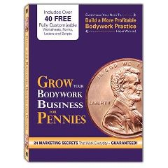 Island Software Grow Your Bodywork Business For Pennies Cd Rom