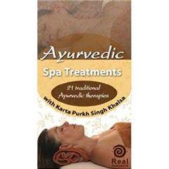 Real Bodywork Ayurvedic Spa Treatments Dvd