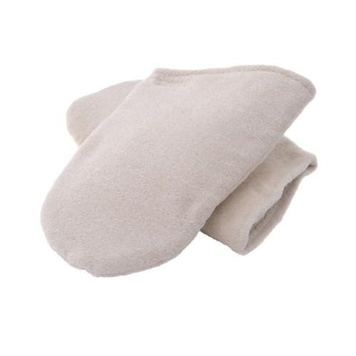 Universal Massage Products Insulated Terry Mitt White, 1 Pair Model 273 0154